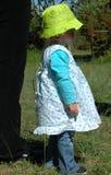 De peuter van het meisje Stock Fotografie