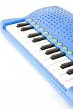 De piano van het kind Stock Foto's