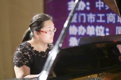 De piano van het Mahuichunspel Stock Fotografie