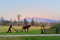 De Picknickgebied van de Meunchbar Royalty-vrije Stock Fotografie