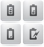 De Pictogrammen van de Telefoon van de vertoning Royalty-vrije Stock Foto's