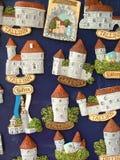 De pictogrammen van het huis Royalty-vrije Stock Fotografie