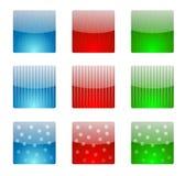 De pictogrammen van het Web Royalty-vrije Stock Afbeeldingen