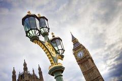 De Pictogrammen van Londen Royalty-vrije Stock Foto's