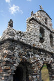 ` De piedra de San Rafael de Mucuchies del ` de la iglesia en Mérida, Venezuela Fotos de archivo