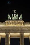 De piek Brandenburger Stock Fotografie