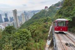 De piek, Hongkong royalty-vrije stock afbeelding