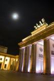 De Piek van Berlijn Brandenburger Royalty-vrije Stock Afbeeldingen