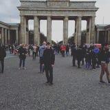 De Piek van Brandenburger Royalty-vrije Stock Foto