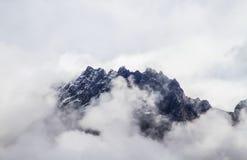 De Piek van de Andes royalty-vrije stock foto's
