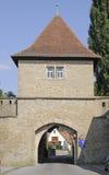 De Piek van Einersheimer in Iphofen Royalty-vrije Stock Foto's