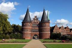De Piek van Holsten in Duitsland Lübeck Royalty-vrije Stock Afbeelding