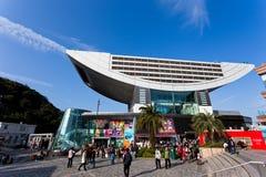 De Piektoren in Hong Kong Royalty-vrije Stock Afbeelding
