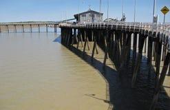 De Pier van de derby. Kimberley, WA Royalty-vrije Stock Afbeelding