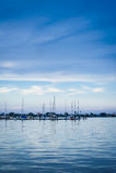 De Pier van Kuala Besut royalty-vrije stock foto
