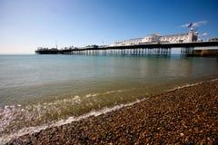 De pijler van Brighton royalty-vrije stock foto's