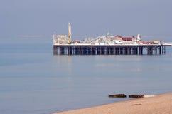 De Pijler van Brighton Stock Fotografie