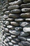 De pijler van de steen Stock Foto's