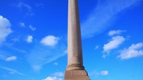 De Pijler van Pompey stock videobeelden
