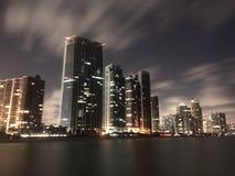 De pijlermening van Miami Stock Fotografie