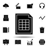 De pijlpictogram van de dossierwolk De tekens en de symbolen kunnen voor Web, embleem, mobiele toepassing, UI, UX worden gebruikt vector illustratie
