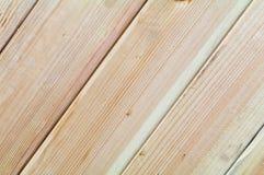 De pijnboom scheept verschillende strak geschikte texturen in Stock Foto's