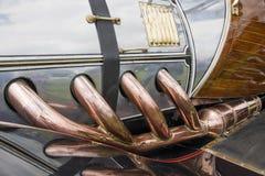 De pijp van Ehhaust Stock Foto