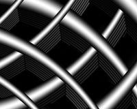 De Pijpen van het staal Vector Illustratie