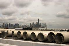 De Stad van Panama royalty-vrije stock foto's