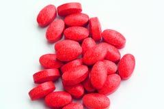 De Pillen van de geneeskunde Stock Afbeelding