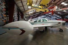 De Pima-Lucht en het Ruimtemuseum Tucson Arizona stock afbeeldingen