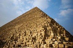 De piramide van Cheops stock afbeeldingen