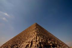 De piramide van Keops Stock Afbeeldingen