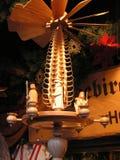 De piramide van Kerstmis Royalty-vrije Stock Fotografie