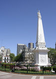 De Piramide van mei, Buenos aires, Argentinië Royalty-vrije Stock Foto's