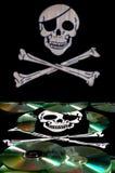 De piraterij van de software Stock Afbeelding