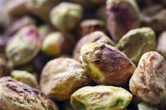 De pitten van pistachenoten royalty-vrije stock foto