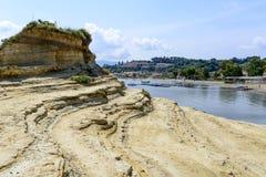 De pittoreska klipporna Arkivfoton