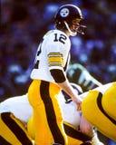 De Pittsburgh Steelers van Terry Bradshaw Stock Fotografie
