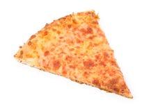 De Pizza van de kaas stock afbeelding
