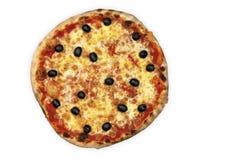 De Pizza van de olijf Royalty-vrije Stock Fotografie