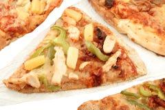 De pizza van Multigrain stock foto's