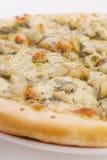 De pizza van zeevruchten Royalty-vrije Stock Afbeeldingen
