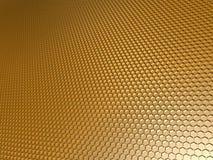 De plaat van de honing stock illustratie