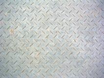 De plaat van het metaal Royalty-vrije Stock Fotografie