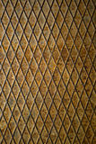De plaat van het metaal royalty-vrije stock afbeelding