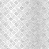 De plaat van het metaal. Naadloze vector. Stock Foto