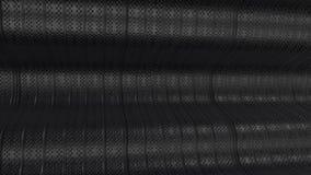 De plaat van het metaal Het opruimen Naadloze oppervlakte van gegalvaniseerd staal De textuur van het metaalpatroon voor achtergr vector illustratie