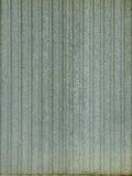 De Plaat van het Metaal van het zink Stock Foto