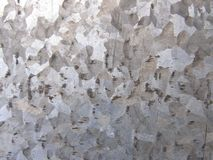 De plaat van het staal Stock Fotografie